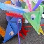 V.B.S. Paper Dragons