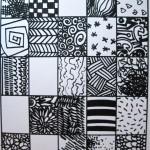 Grade 5 Lines & Doodles