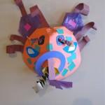 Grade 5 Paper Sculptures