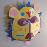 Grade 5 Paper Sculpture