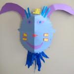 Grade 5 Paper Low Relief SCulptures