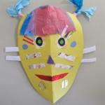 Grade 5 Paper Low Relief Sculpture