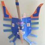 Grade 5 Low Relief Sculpture