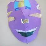Grade 5 Paper Constructions