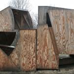 Plywood Sculpture