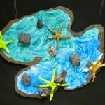 Paper Mache Starfish