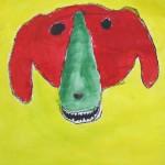 Gr. 5 Animal Paintings