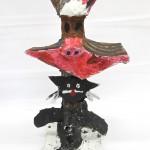 Animal Sculptures Grade 6