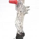 Paper Mache Sculpture / Grade 6