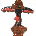 Animal Totem Poles / Grade 5