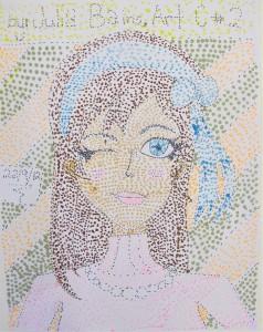 Pointillism Grade 7
