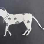 Dot Dog Drawing