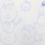 Dot Drawing Grade 4