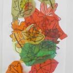 Cut Paper Art Project for Grade 3