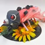 Grade 7 Bug Sculpture