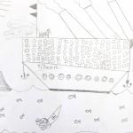 Titanic Drawing / Elementary Art