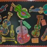 Mexican Guitars / Board