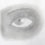 Pencil Drawing, gr. 8