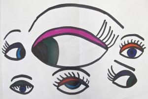Drawing the Eye (gr. 4/5)
