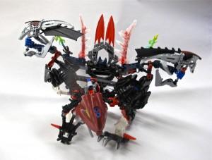 Lego Sculpture / Elementary