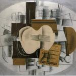 Guitar and Program, 1913