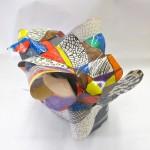 Zentangle Sculpture