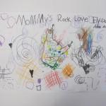 Pencil Crayon Drawing / Elementary
