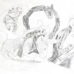 Tonal Shade Drawing / Elementary