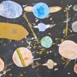 Drawing Planets; Grade 2/3