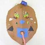 Masks, Elementary Art