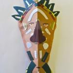 Symmetry in Paper Project / Gr. 6