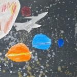 Grade 2 & 3 Paper Collage