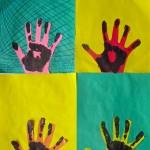 Elementary Art Project / Printmaking