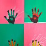Multiple Hands in Art