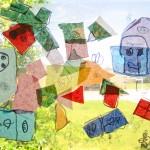 Window Art / Elementary School