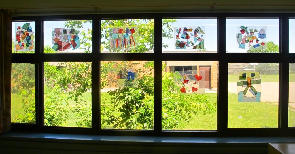 Paper Collage / Primary Grades