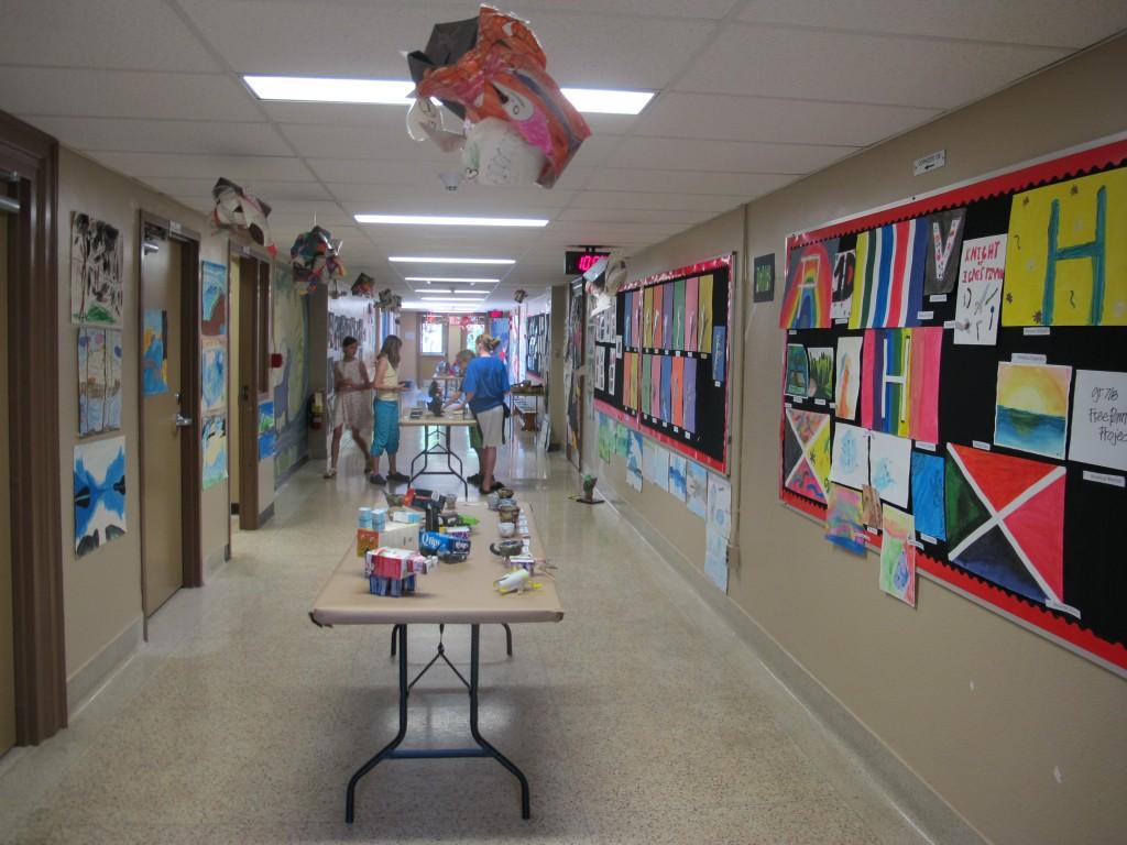 Niagara Elementary Art Show