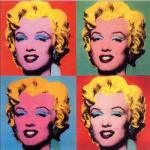 Andy Warhol's Marilyn