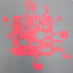 Cut & Reverse Paper Design