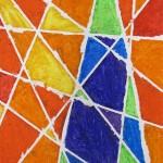 Pencil Crayon and Pastel Drawings