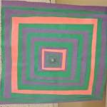 Cut paper Colour Art Project