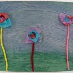 Tissue Paper Flowerss