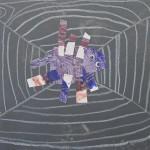Cut Paper Collage