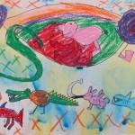 Using Oil Pastels in Elementary Art