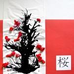 Grade 4 Tree Art